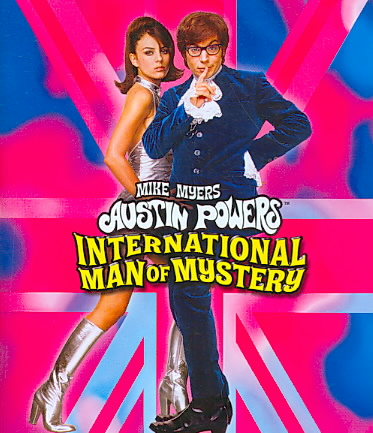 AUSTIN POWERS:INTERNATIONAL MAN OF MY BY MYERS,MIKE (Blu-Ray)